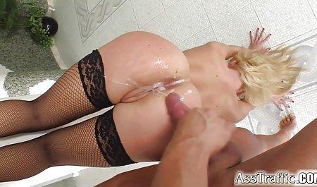 Seksi pantat kumpulan video dewasa barat rambut pirang Marina angel mendapat fucked